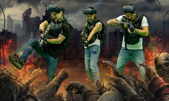 Waxhaw Escape Room Vr-game